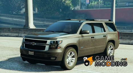 2015 Chevrolet Tahoe (Unlocked) for GTA 5