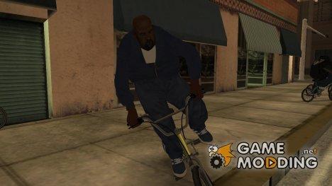 Новый Большой Дым for GTA San Andreas