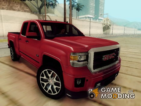 GMC Sierra for GTA San Andreas