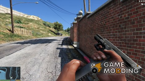 Glock 17 1.2 for GTA 5