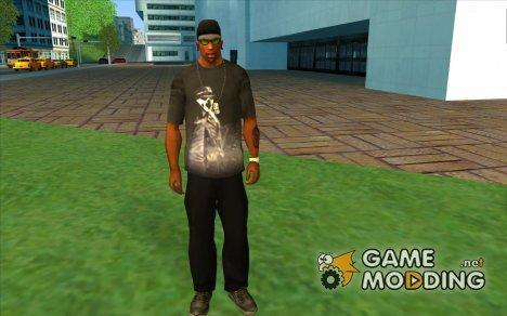 Футболка Watchmen Rorschach for GTA San Andreas