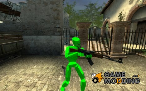 Info_Player_Start (CT_Urban) for Counter-Strike Source