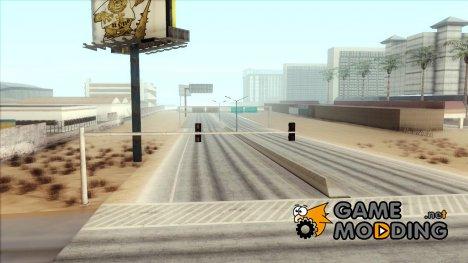 Пустой город for GTA San Andreas