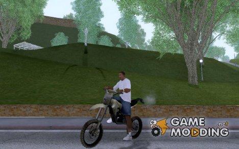 Sanchez 2.0 для GTA San Andreas