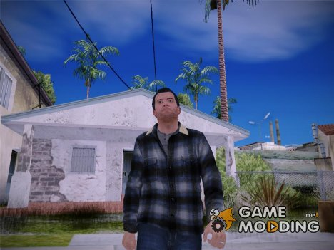Michael V1 HD GTA V for GTA San Andreas