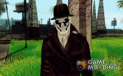 "Роршах из ""Хранители"" for GTA San Andreas"