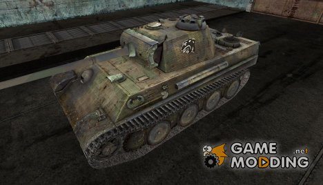 PzKpfw V Panther от daven for World of Tanks
