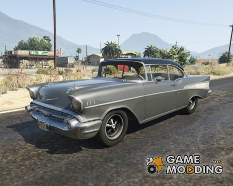1957 Chevrolet Bel Air 1.2 для GTA 5