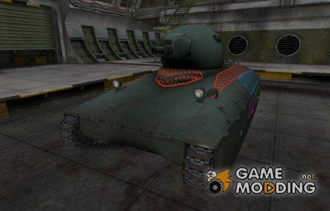Качественные зоны пробития для AMX 40 для World of Tanks