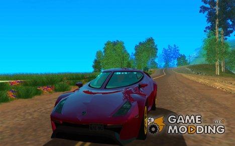 Lancia Stratos Fenomenon for GTA San Andreas