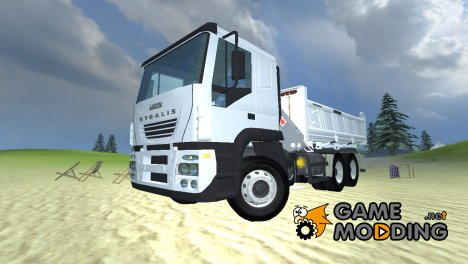 Iveco 6x4 for Farming Simulator 2013
