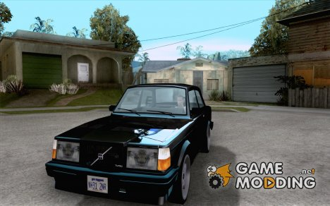 Volvo 240 Turbo для GTA San Andreas