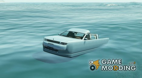 Romero Boat  for GTA 5