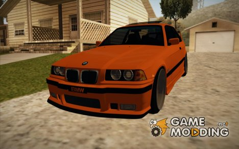 Bmw E36 M3 Coupe (YellowGun) для GTA San Andreas