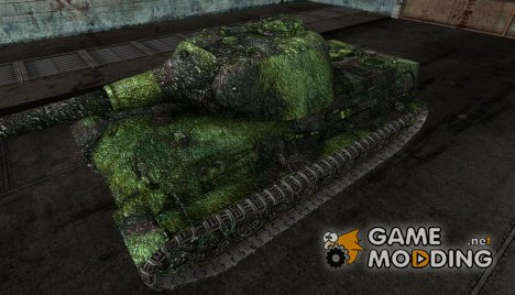 Шкурка для Lowe Toxic for World of Tanks