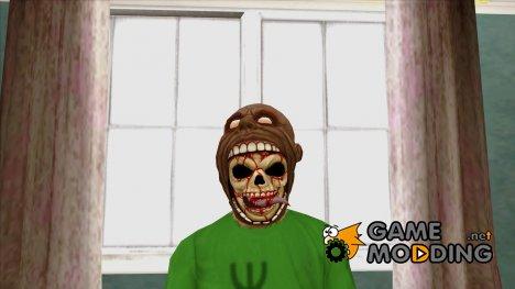 Маска пожирателя v3 (GTA Online) for GTA San Andreas