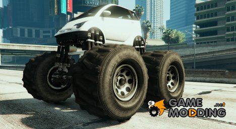Panto XXL для GTA 5