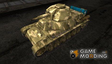 PzKpfw 38H735 (f) DeathRoller for World of Tanks