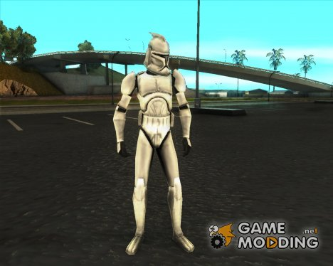 Clone Of Starwars for GTA San Andreas