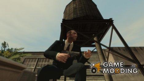 "Пистолет ""FN Five-seveN"" для GTA 4"