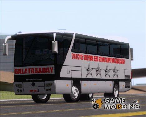 Mercedes-Benz O 403 Galatasaray Sampiyonluk Bus for GTA San Andreas