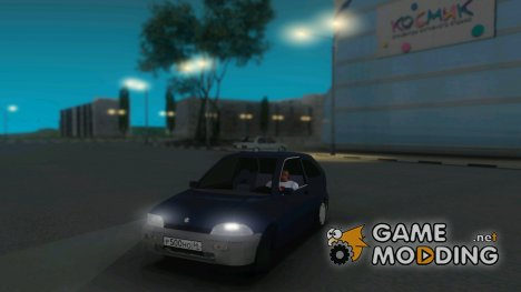 Suzuki Swift 1-Gen 1.3 для GTA San Andreas