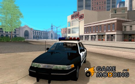 Ford Crown Victoria LSPD 1994 for GTA San Andreas