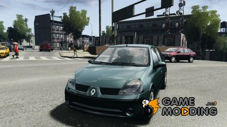 Renault Clio 1.4L for GTA 4