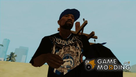 Bmobar из Crips for GTA San Andreas