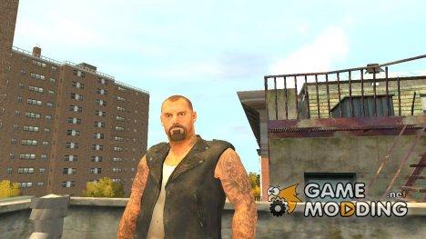 Френсис для GTA 4
