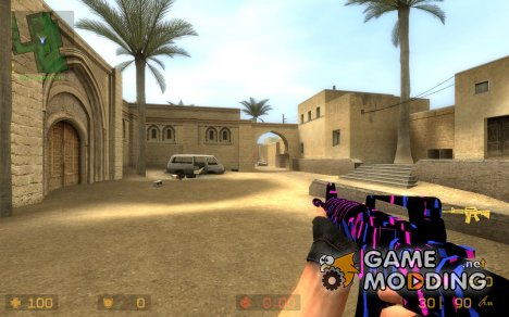 Sick M4A1 для Counter-Strike Source