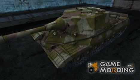 Шкурка на Объект 268 для World of Tanks