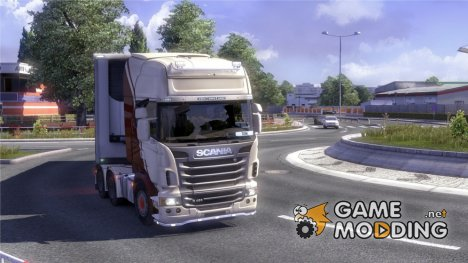 Sound Pack for Euro Truck Simulator 2