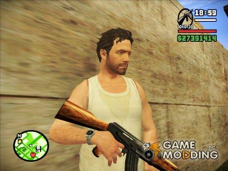 Макс Пейн 3 for GTA San Andreas