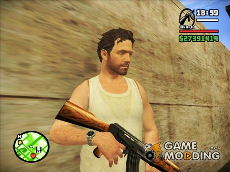 Макс Пейн 3 для GTA San Andreas