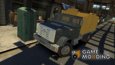 ЗиЛ 4331 Мусоровоз for GTA 4