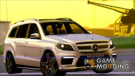 Mercedes-Benz GL63 AMG 2014 for GTA San Andreas