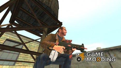 Пистолет-пулемёт UMP45 v.5 для GTA 4