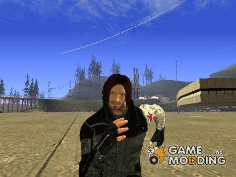 Зимний солдат противостояние for GTA San Andreas