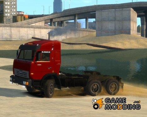 КамАЗ 54115 for GTA 4