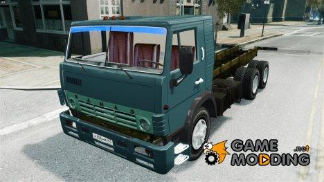 KAMAZ 53212 для GTA 4