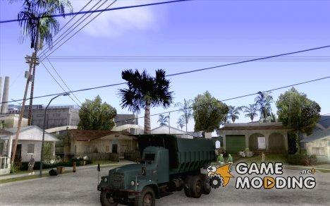 КрАЗ-256Б1-030 for GTA San Andreas