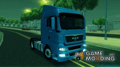 MAN TGX 18.480 for GTA San Andreas