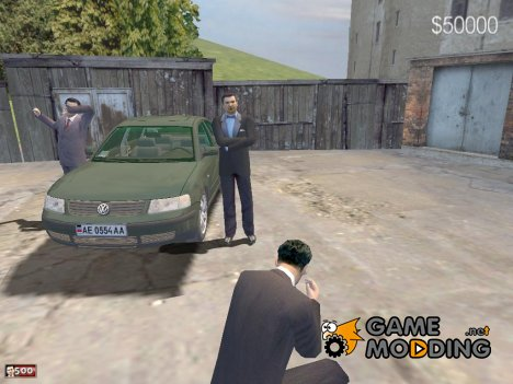 Real Gangster Mod для Mafia: The City of Lost Heaven