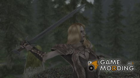 The Sword of Cawood for TES V Skyrim