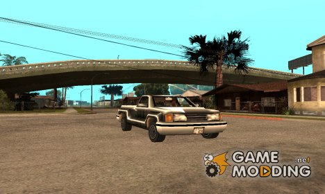 GTA 3 Bobcat original style for GTA San Andreas