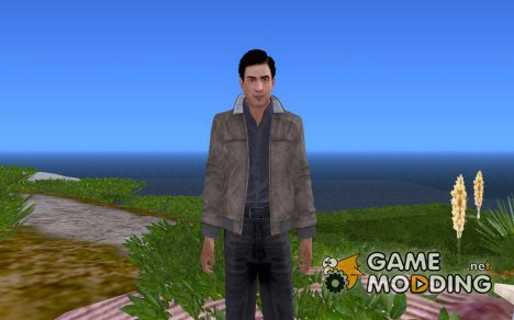 Вито Скаллета из Mafia 2 в куртке для GTA San Andreas