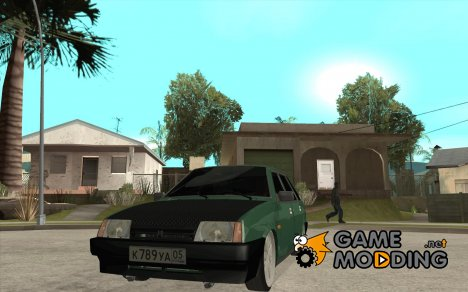 ВАЗ 2109 Light Tuning for GTA San Andreas