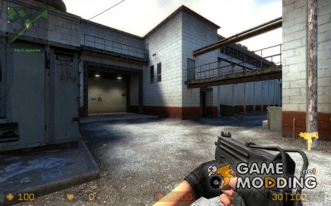 Mac-11A1 for Counter-Strike Source