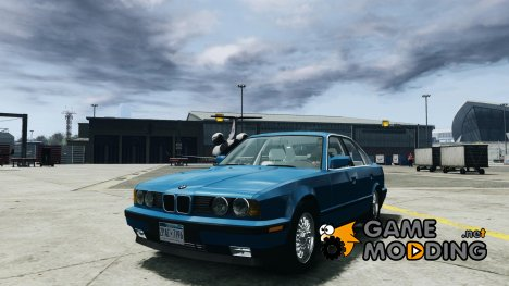 BMW 535i (E34) для GTA 4